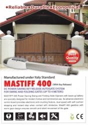 Mastiff 400 TMT Automation