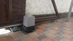 AN-Motors ASL1000 привод для откатных ворот