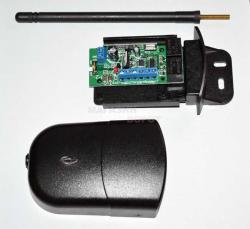 Дистанционное управление светом. Приемник 433МГц