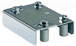 Регулируемый направляющий ролик (верхний фиксатор, направляющая скоба, шина)