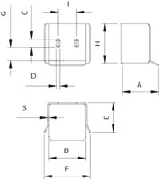 Раздвижные ворота своими руками: технические и монтажные размеры нижнего ловителя - рис.2